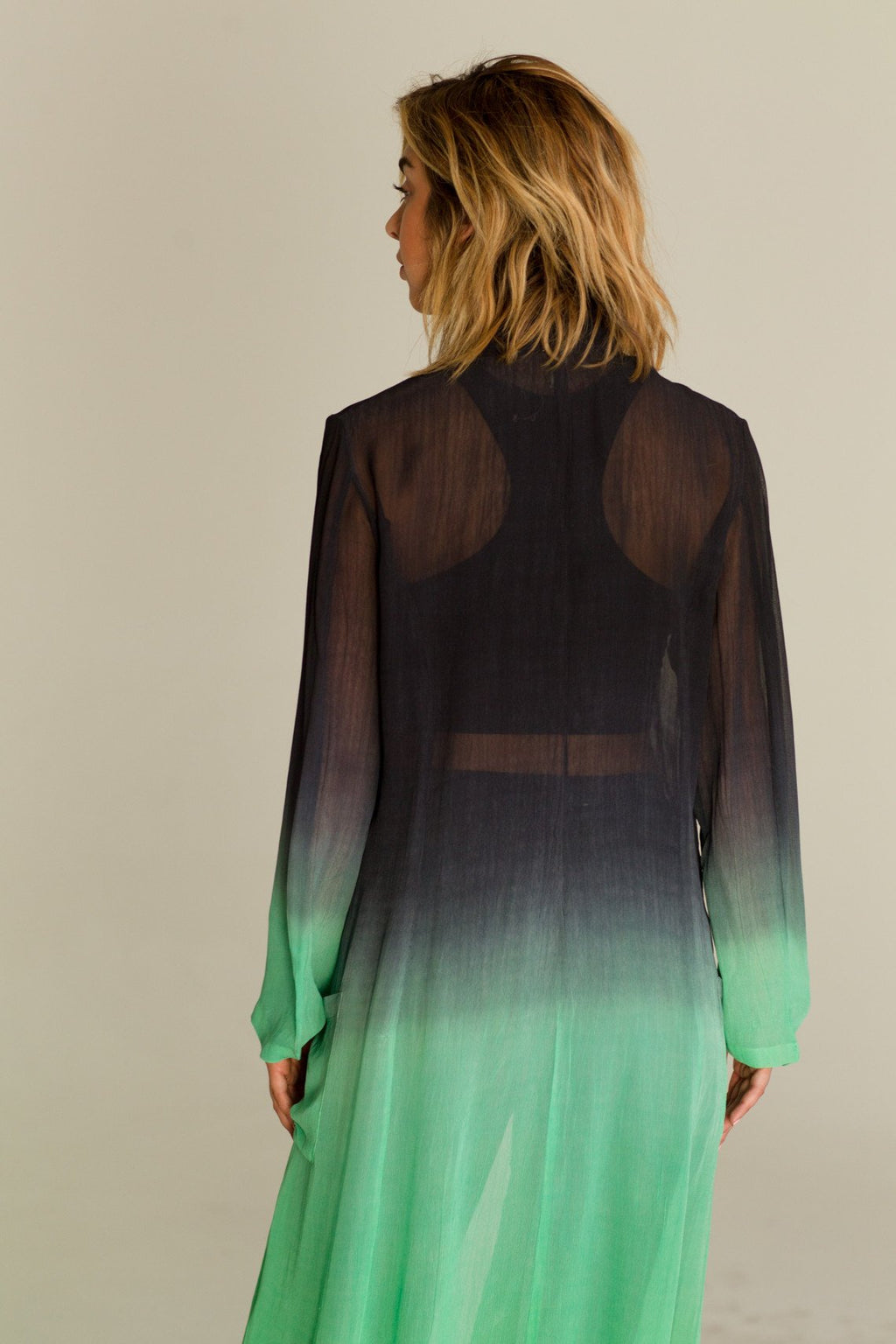 Rhythm And Blues Caftan - Madiani Boutique