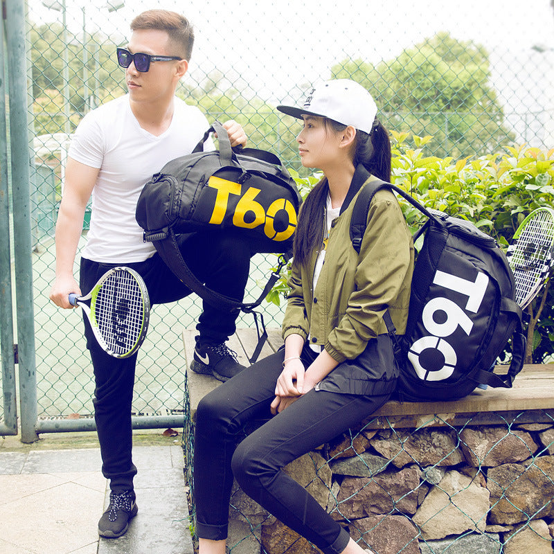 "Sports Bag ""T60"" - Alpha Clothing"