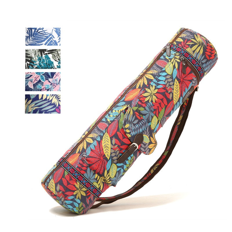 Printed Yoga Bag 72*18*18cm - Alpha Clothing