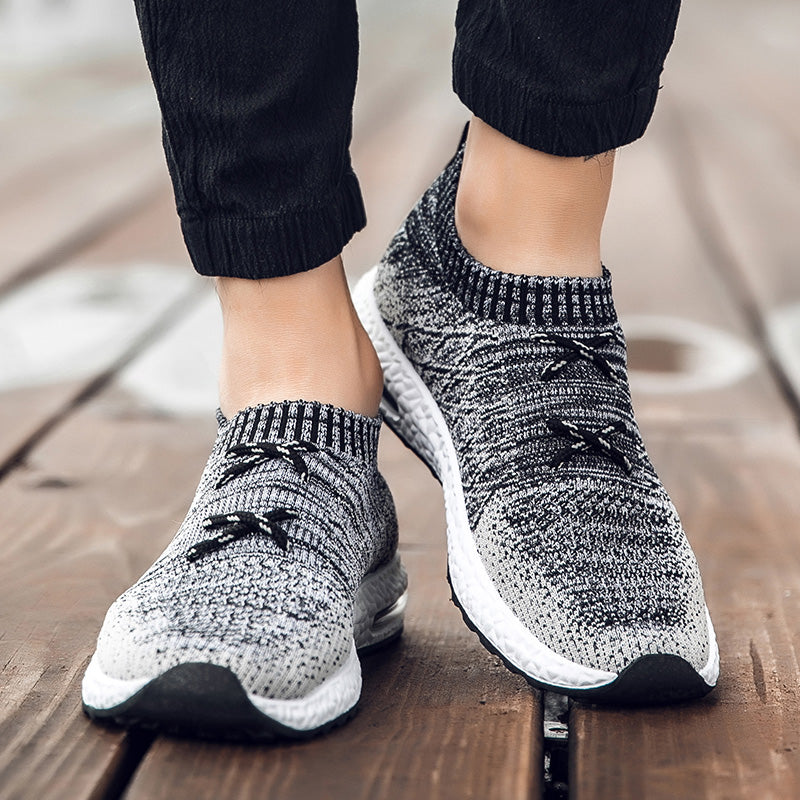 Breathable Mesh Casual Shoes