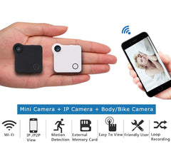Mini Wireless IP Camera