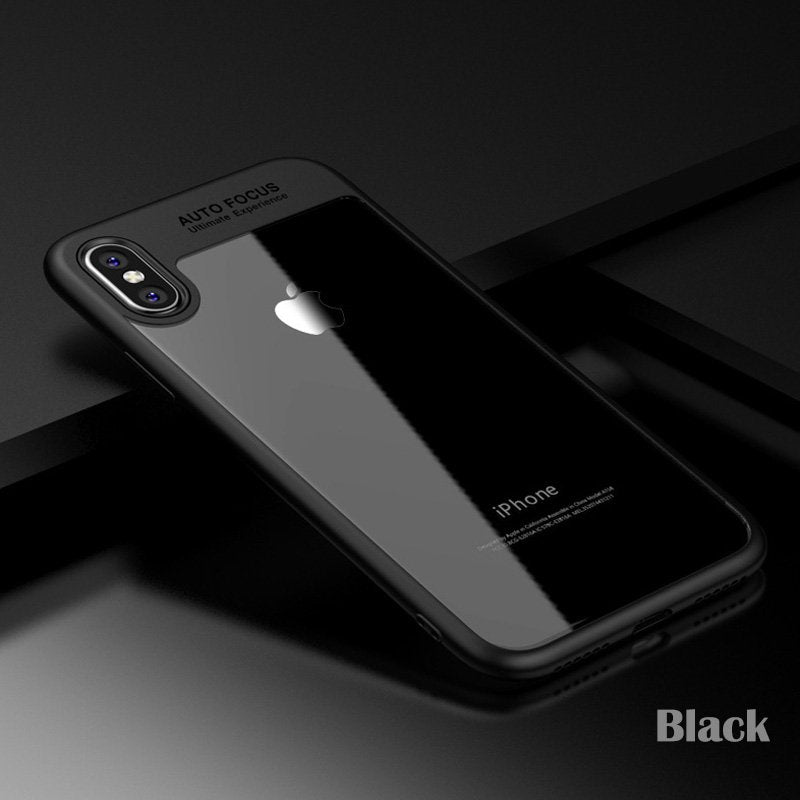 Ultra Thin Back Window iPhone X Spocket App