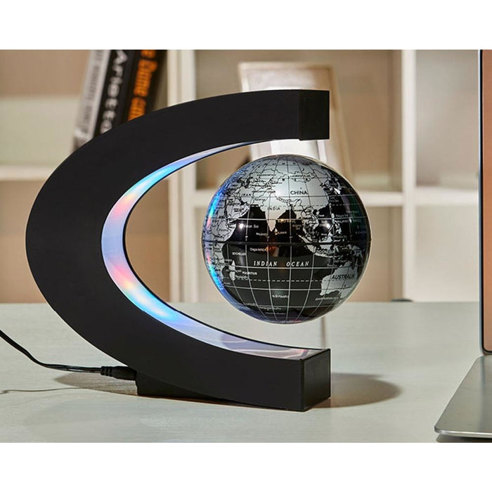 Magnetic Levitating Globe with LED Lights