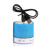 Wireless Mini Led Bluetooth Speaker