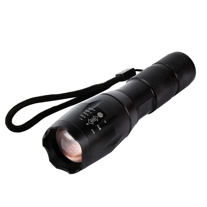 Ultra Bright Waterproof Led Flashlight