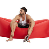 Fast Inflatable Hangout Bed