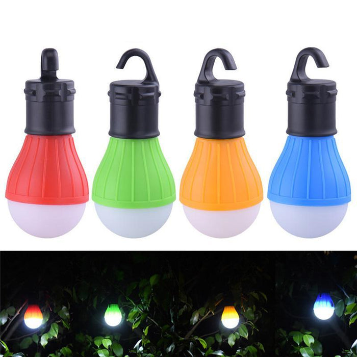 Portable Hanging LED Bulb Lights