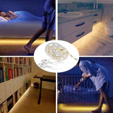 Motion Sensor Bed LED Lights