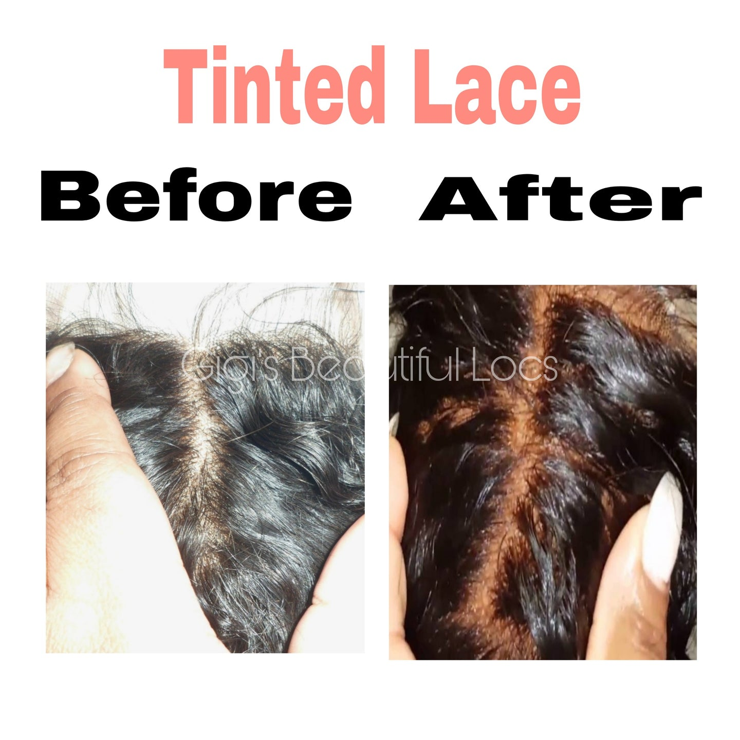 Tinting Lace option