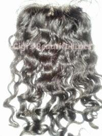 Loose curl  Silk Base Closure - Gigi's Beautiful Locs