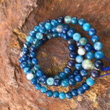 Blue Agate - Natural Healthy & Wonderful