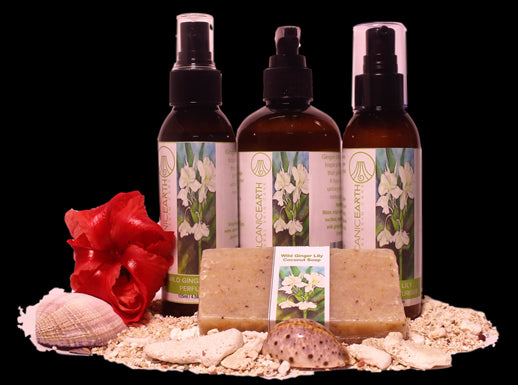 Wild Ginger Lily Body Care - Natural Healthy & Wonderful