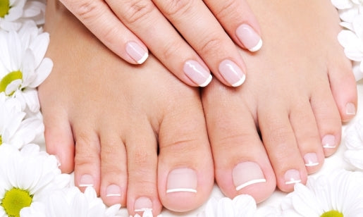 Foot care products for runners, diabetics, dancers, calluses and crached heels and hand care products for dry skin using  Virgin Coconut Oil to moisturize and restore dry, sensitive skin.