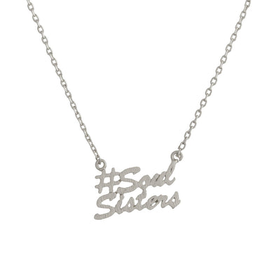 #SoulSisters Necklace