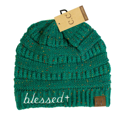 47bebd18107 Blessed Flecked CC Beanie