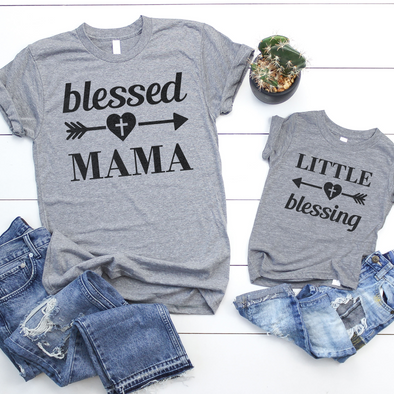 Blessed Mama (Matching Set)