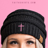 Cross Classic CC Beanie (Breast Cancer Awareness Edition)
