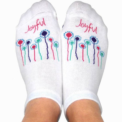Joyful Winter Cheer Socks
