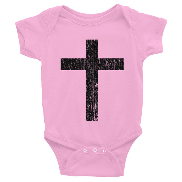 Cross Infant Bodysuit