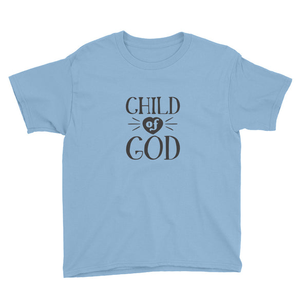 Child of God Youth Tee