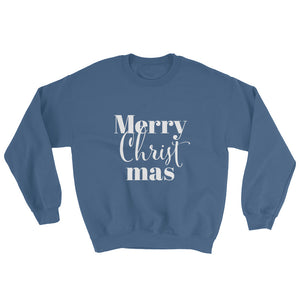 Merry CHRIST mas Sweatshirt