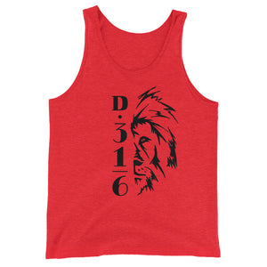 Deuteronomy 3:16 Unisex  Tank Top