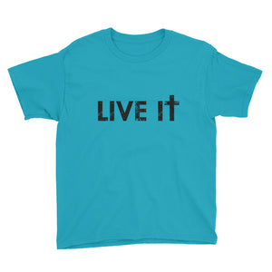 Live IT Youth Short Sleeve T-Shirt
