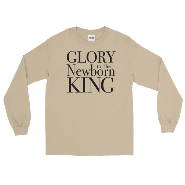 Glory Newborn KING Long Sleeve T-Shirt