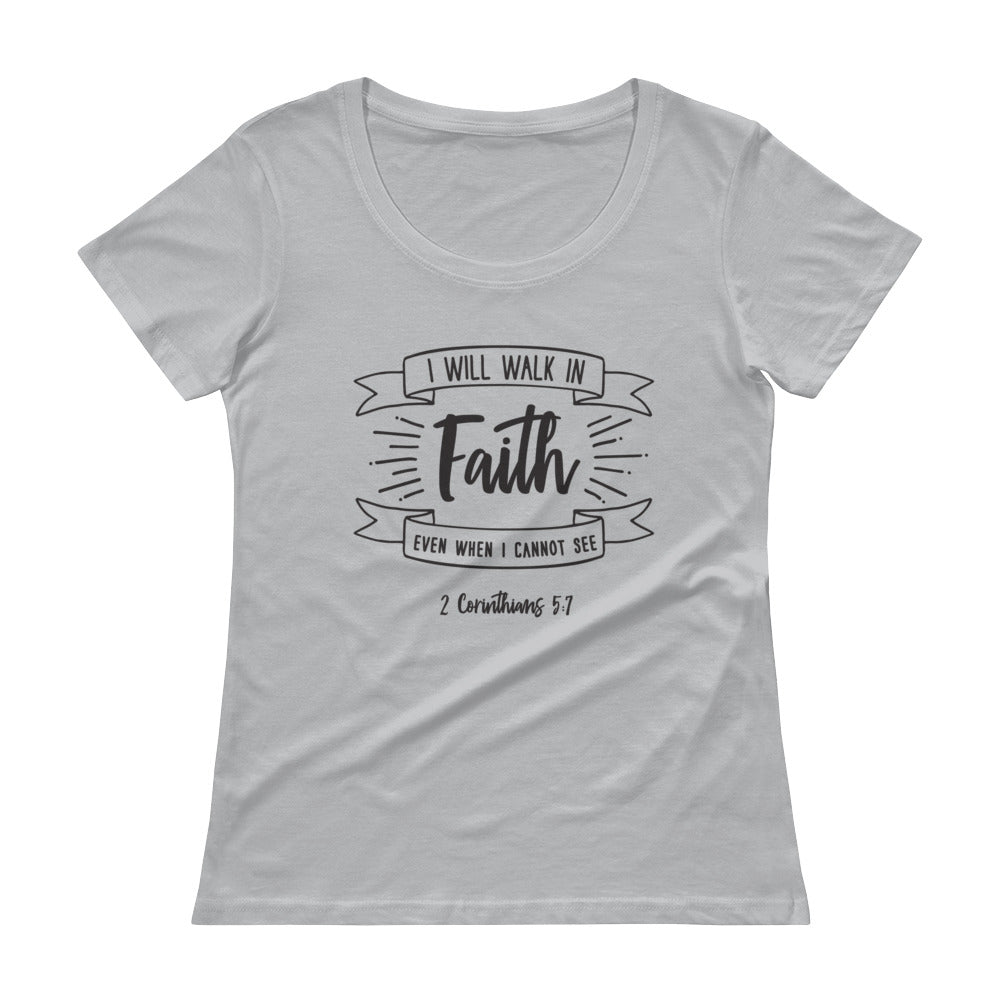 Walk In Fatih Scoop Tee
