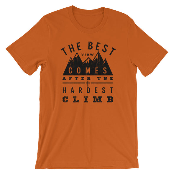 The Best View Unisex T-Shirt