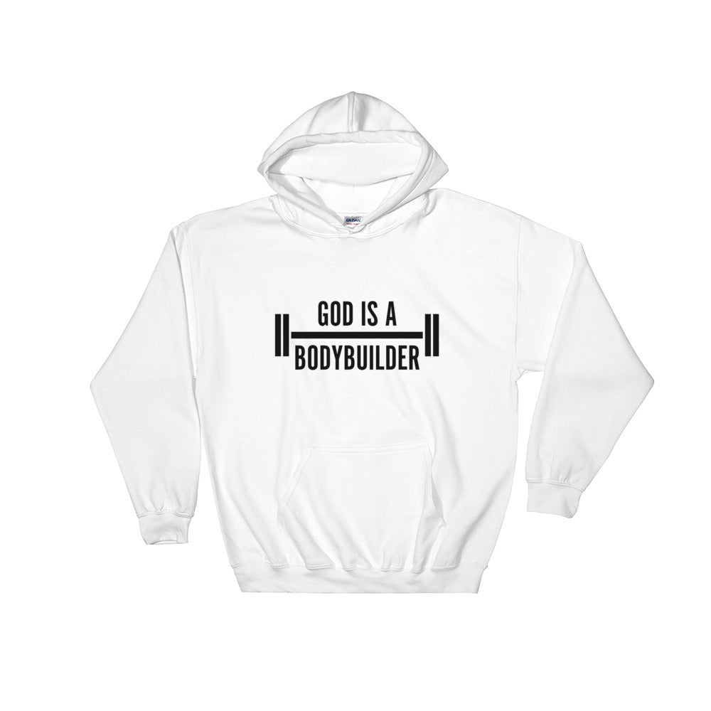 Body Builder Hooded Sweatshirt