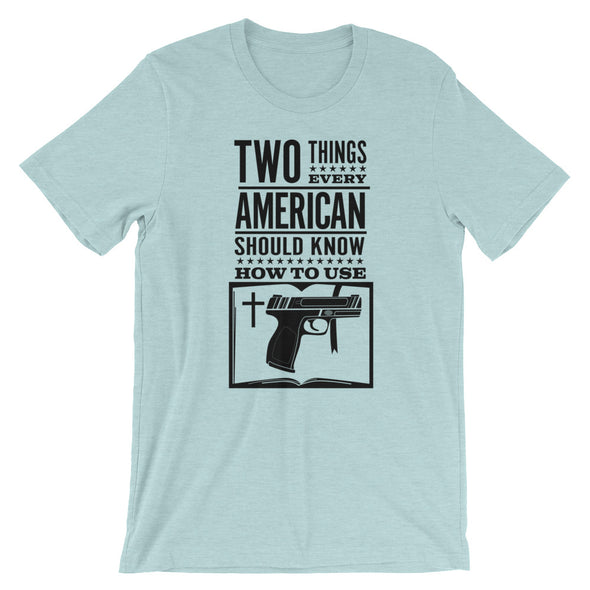 Two Things Unisex T-Shirt