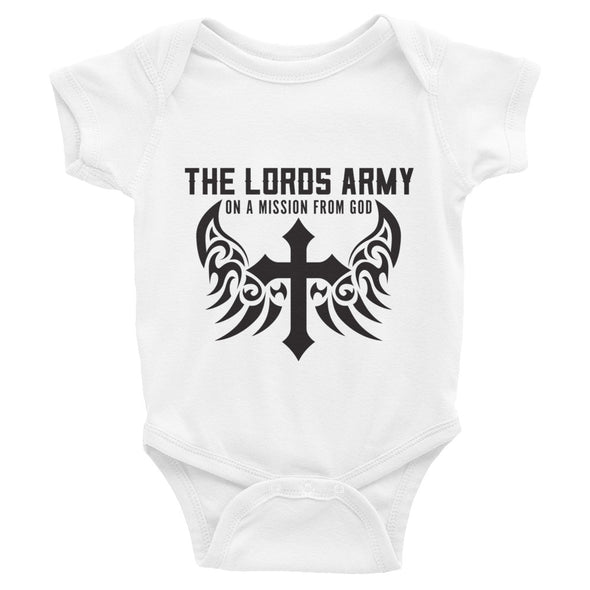 Lords Army Infant Bodysuit
