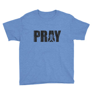 Pray Youth Short Sleeve T-Shirt