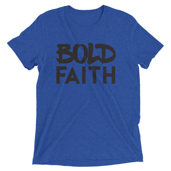 Bold Faith Unisex Tee