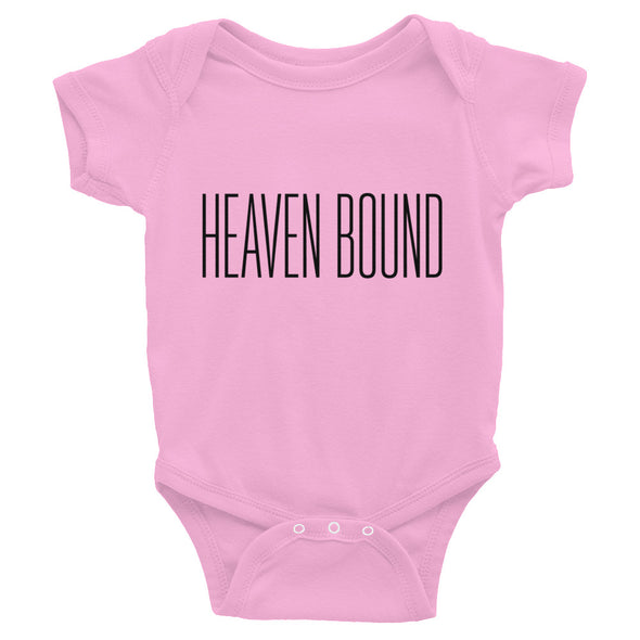 Heaven Bound Infant Bodysuit