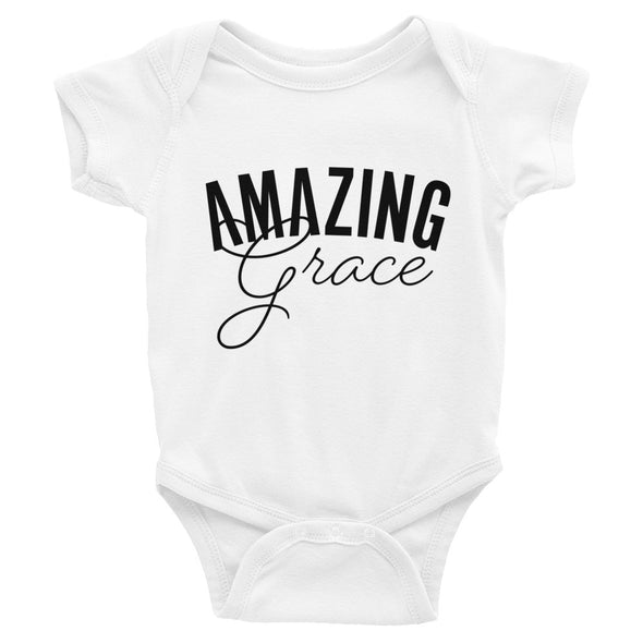 Amazing Grace Onesie