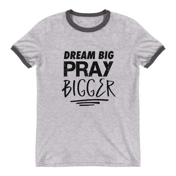 Dream Big Unisex Ringer