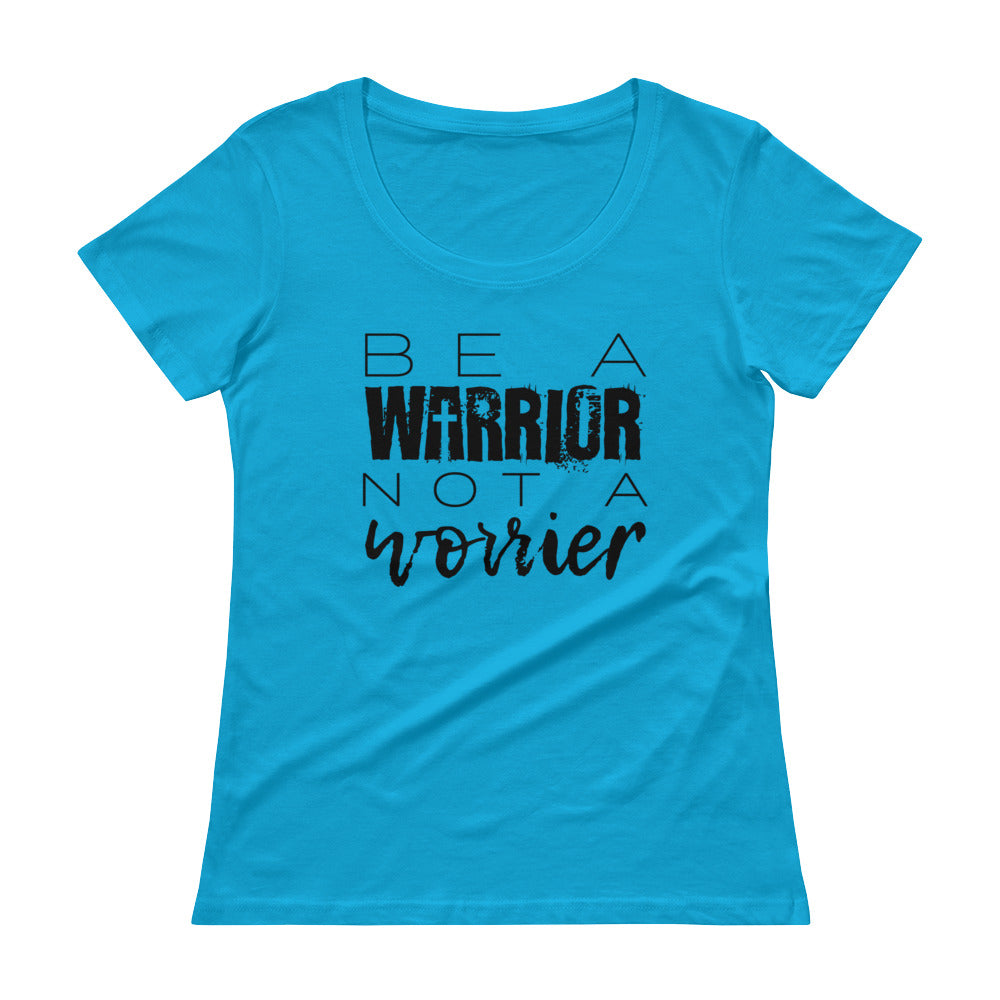 Warrior Ladies' Scoopneck
