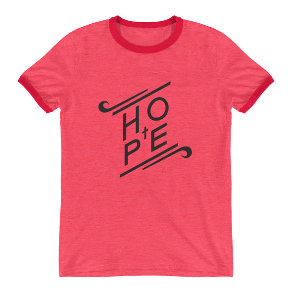 Hope Ringer T-Shirt