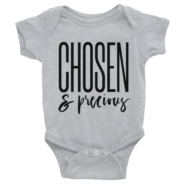 Chosen and Precious Onesie
