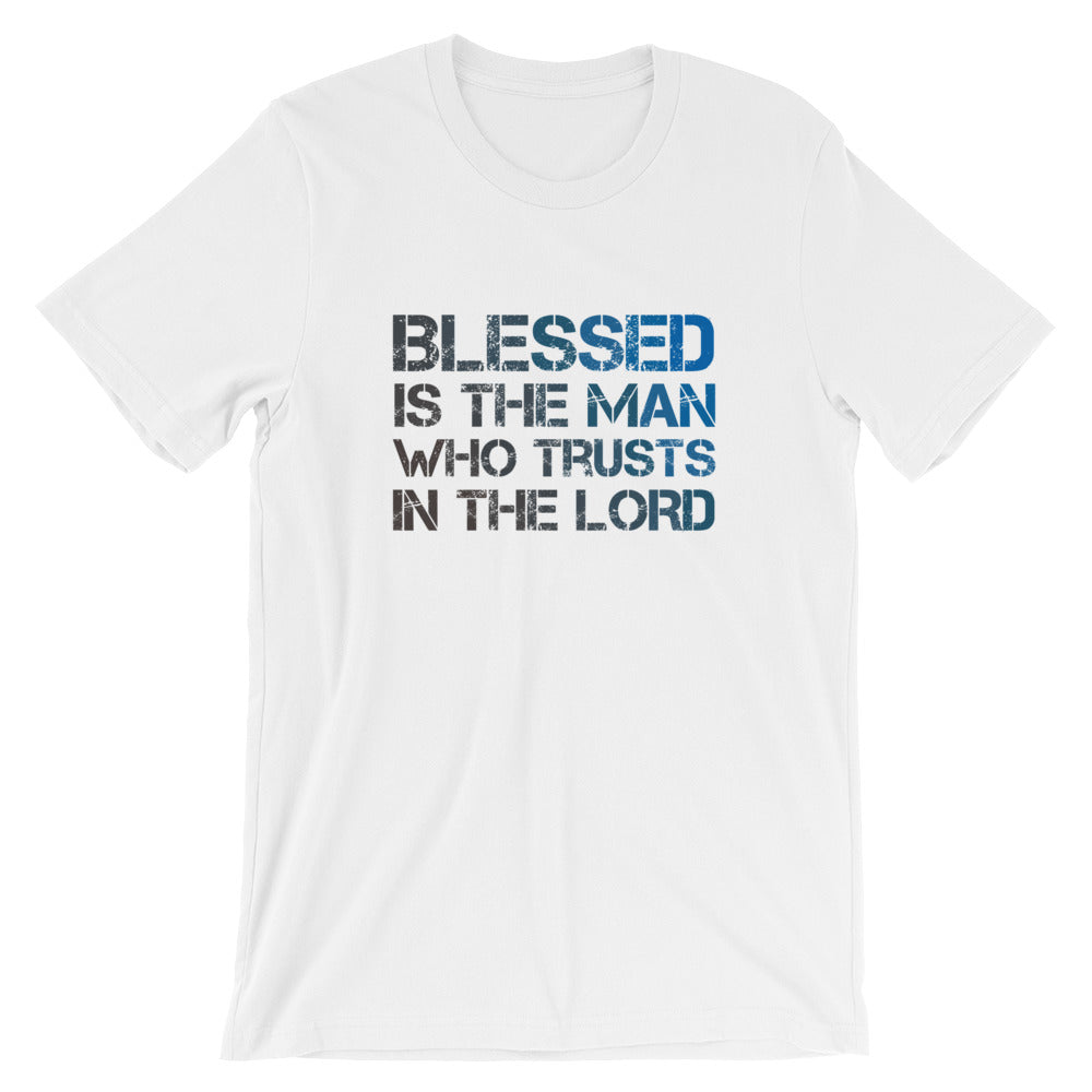 Blessed Is The Man Unisex Tee V1