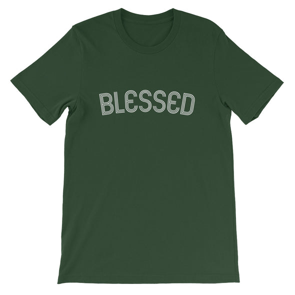 BLESSED thin line Unisex T-Shirt
