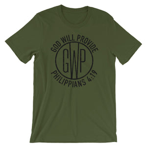 God Will Provide Unisex T-Shirt