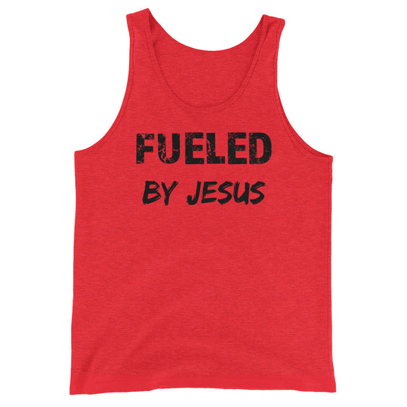 Fueled by JESUS Unisex  Tank Top