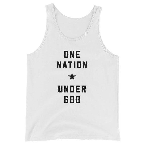 One Nation Under God Unisex Tank Top