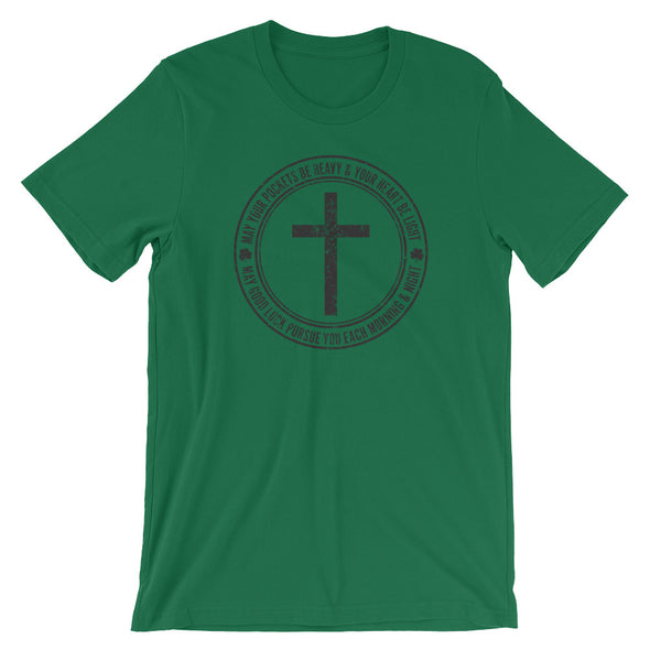 Luck Prayer Unisex T-Shirt (St. Patrick's Day Edition)