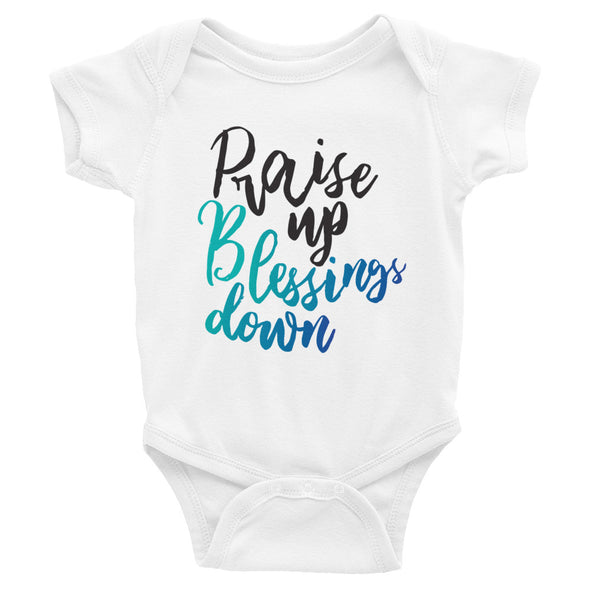 Praise up Infant Bodysuit