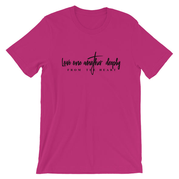 Love Deeply Unisex T-Shirt