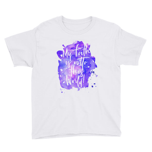 Outta This World Youth Short Sleeve T-Shirt
